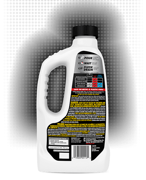 Drano Kitchen Sink: Drano Liquid Drain Cleaner