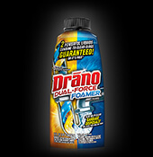 Unclog Your Bathroom Drains And Fight The Gunk Drano 174